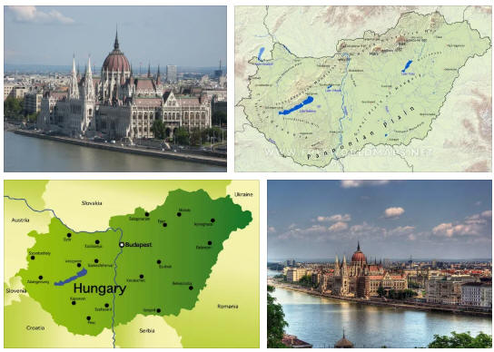 Hungary Geography