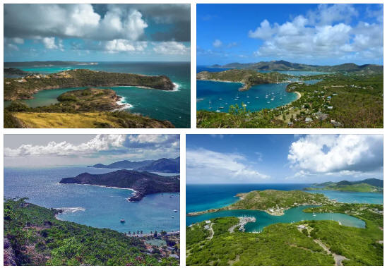 Antigua and Barbuda Geography